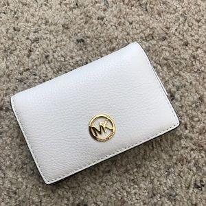 MK  Leather MD  Slim Wallet